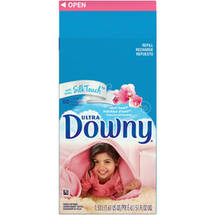 Downy Ultra Concentrated Fabric Softener Refill April Fresh