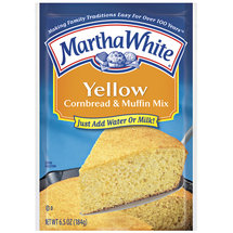 Martha White Cornbread & Muffin Mix Yellow
