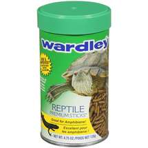 Wardley Reptile Premium Sticks Food