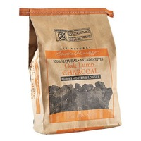 Central Market Oak Lump Charcoal