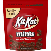 Kit Kat Minis Chocolate Candy