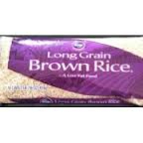 Kroger Long Grain Brown Rice