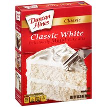 DH WHITE CAKE MIX