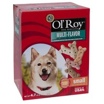 Ol' Roy Multi-Flavored Dog Biscuits