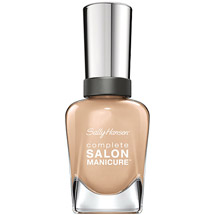 Sally Hansen Complete Salon Manicure Nail Color Camelflage