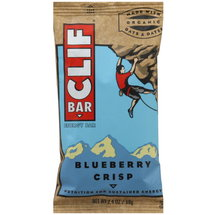 Clif Bar Blueberry Crisp Energy Bar
