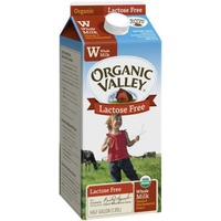 Organic Valley Whole Lactose Free Milk
