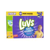 Luvs Super Absorbent Diapers Size 5