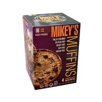 Mikeys Cinnamon Raisin Paleo Muffin