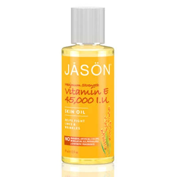 Jāsön Vitamin E Oil 45,000 IU