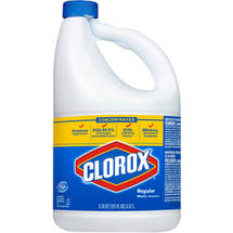 Clorox Regular-Bleach Concentrated 121 Fluid Ounces