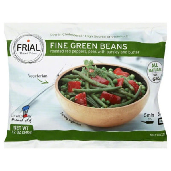 Frial Fine Green Beans