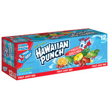Hawaiian Punch Fruit Juicy Red Drink Cool Pack