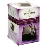 Mighty Leaf Tea, Vanilla Bean