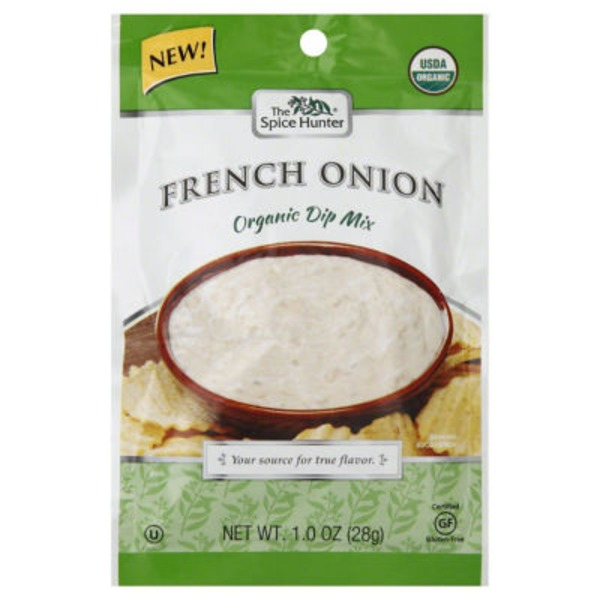 The Spice Hunter French Onion Organic Dip Mix