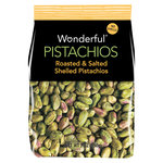 Wonderful Pistachios Roasted & Salted Pistachios No Shells