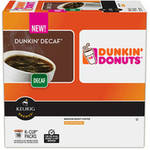 Dunkin' Donuts Dunkin' Decaf Coffee K-Cups