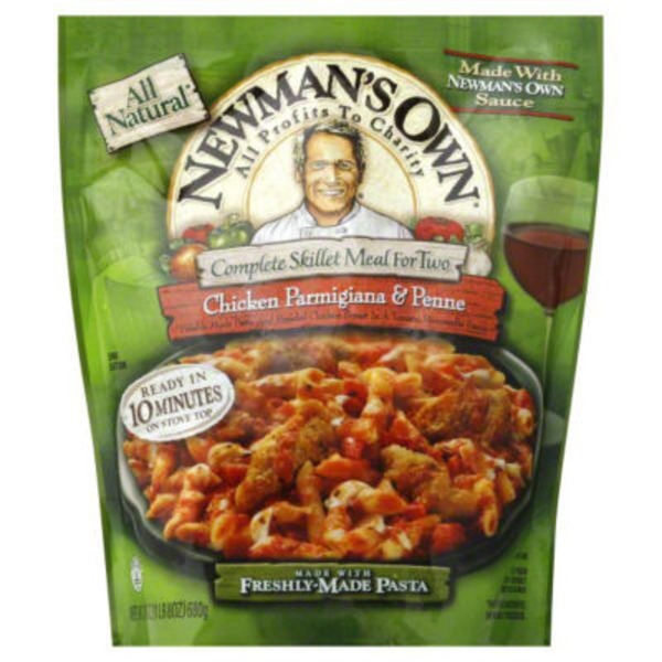 Newman's Own Chicken Parmigiana & Penne Complete Skillet Meal for Two