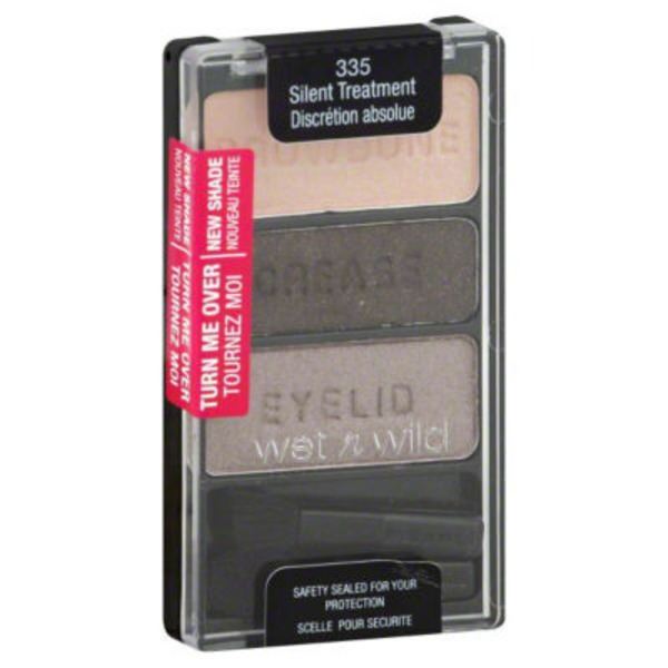 Wet n' Wild Color Icon Silent Treatment Eyeshadow Trio