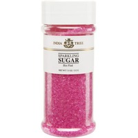 India Tree Hot Pink Sparkling Sugar