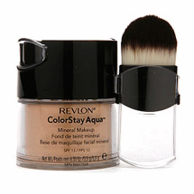 Revlon ColorStay Aqua Mineral Makeup  Light Medium/Medium #050