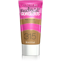 CoverGirl Ready Set Gorgeous Liquid Makeup Foundation Tawny