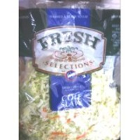 Kroger Fresh Selections Cole Slaw