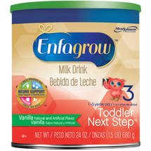 Enfagrow Premium 3 Vanilla Toddler Drink Powder