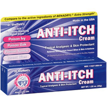 Dr. Sheffield's Anti-Itch Cream