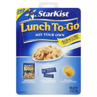 StarKist Mix Your Own Kit Albacore Tuna In Water Lunch To-Go