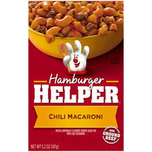 Betty Crocker Hamburger Helper Chili Mac Dinner Kit