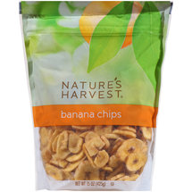 Nature's Harvest Banana Chips