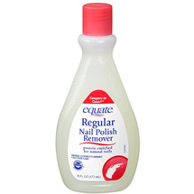 Equate Regular Nail Polish Remover