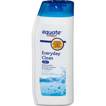 Equate Everyday Clean 2 in 1 Dandruff Shampoo & Conditioner