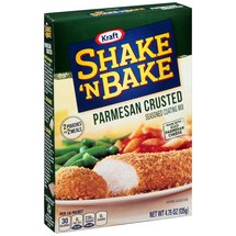 Kraft Shake 'n Bake Parmesan Crusted Seasoned Coating Mix