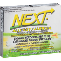 Next Indoor & Outdoor Allergy Relief Tablets