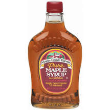 Maple Grove Farms Pure Dark Amber Maple Syrup