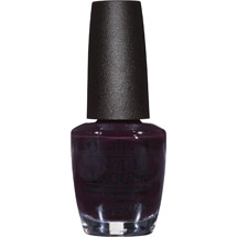 OPI Nail Lacquer NL W42 Lincoln Park After Dark