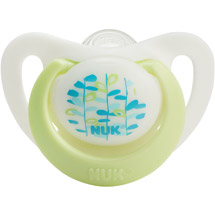 NUK Advanced Orthodontic Pacifiers 2 count (Colors May Vary)
