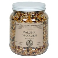 India Tree Paloma De Colores Mixed Popcorn