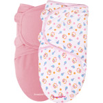 Garanimals SwaddleMe Infant Wrap Sweet Tweet Size 0-6 Months