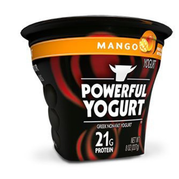 Powerful Yogurt Mango Yogurt