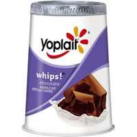 Yoplait Whips! Chocolate Yogurt Mousse
