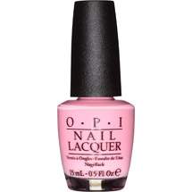 OPI Soft Shades Nail Lacquer NL S95 Pink-ing of You