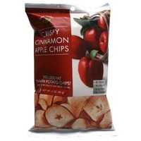 Good Health Apple Chips Cinnamon