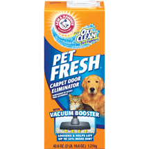 Arm & Hammer Pet Fresh Carpet Odor Eliminator Powder