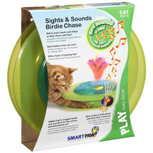 SmartPaw Play Sights & Sounds Birdie Chase Cat Toy