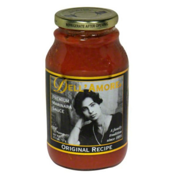 Dell Amore Premium Marinara Sauce, Original Recipe