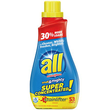 All Super Concentrate SmAll & Mighty Stainlifter