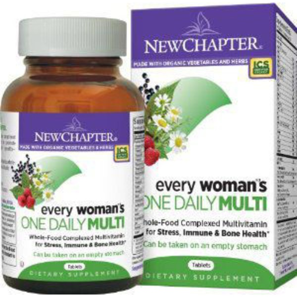 New Chapter Every Woman's One Daily Tablets